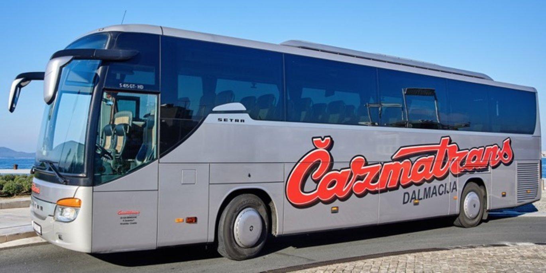 Najam Autobusa Cazmatrans